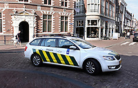 Nederland  Hoorn- September 2020 .  Douane voertuig. Foto : ANP/ Hollandse Hoogte / Berlinda van Dam