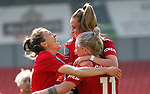 20.04.2019 Manchester United Women v Crystal Palace Ladies