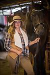 ESP Hannah Horse