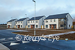The new Council housing estate at An Carraigín in Connolly Park / Balloonagh