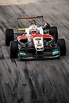 Antonio Fuoco races the Formula 3 Macau Grand Prix during the 61st Macau Grand Prix on November 14, 2014 at Macau street circuit in Macau, China. Photo by Aitor Alcalde / Power Sport Images