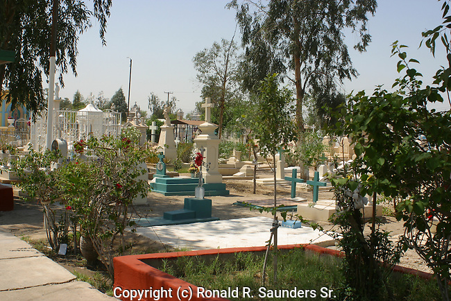 CEMETERY IN MEXICALI