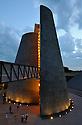 30/07/08 - SAINT OURS LES ROCHES - PUY DE DOME - FRANCE - Vulcania. Centre Europeen du Volcanisme - Photo Jerome CHABANNE