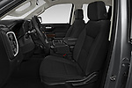 Front seat view of 2020 Chevrolet Silverado-1500 LT 4 Door Pick-up Front Seat  car photos