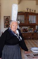 Europe/France/Bretagne/29/Finistère/Loctudy: Chez Jeanne Gueguen (bigoudène) - AUTO N°213