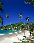 Trinidad & Tobago, Commonwealth, Trinidad, Las Cuevas Bay: bay and beach in the north