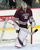 Colton Point (Colgate - 32) - The visiting Colgate University Raiders shut out the Harvard University Crimson for a 2-0 win on Saturday, January 27, 2018, at Bright-Landry Hockey Center in Boston, Massachusetts.