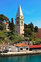Mali Lo?inj Cathedral , Lo?inj Island Croatia