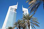 United Arab Emirates, Dubai: The Emirates Towers