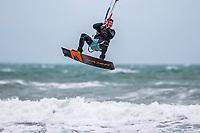 2020 NZL-Kite/Wind Surfers - Orewa Beach, Auckland