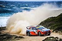 VEIBY<br /> Rally d'Italia 2020 Sardegna <br /> Foto Andre Lavadinho / Panoramic / Insidefoto <br /> ITALY ONLY