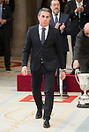 Sergio Scariolo  attends to the National Sports Awards 2015 at El Pardo Palace in Madrid, Spain. January 23, 2017. (ALTERPHOTOS/BorjaB.Hojas)