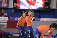SPEEDSKATING: Calgary, The Olympic Oval, 06-02-2020, ISU World Cup Speed Skating, training, Femke Kok (NED), ©foto Martin de Jong