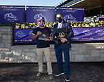 November 6, 2020: Best Turned Out horse, Juvenile Fillies on Breeders' Cup Championship Friday at Keeneland on November 6, 2020: in Lexington, Kentucky. Bill Denver/Breeders' Cup/Eclipse Sportswire/CSM