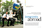 CFO magazine feature . Addy award for best use of photography : Tearsheets by San Francisco Bay Area - corporate and annual report - photographer Robert Houser. 2006 pictures.