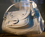 Handbag designed by Calvin Klein, New York, New York