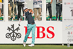 Wade Ormsby of Australia tees off the first hole during the 58th UBS Hong Kong Golf Open as part of the European Tour on 08 December 2016, at the Hong Kong Golf Club, Fanling, Hong Kong, China. Photo by Marcio Rodrigo Machado / Power Sport Images