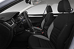 Front seat view of a 2017 Skoda Octavia Ambition 5 Door Hatchback front seat car photos