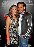Cristián de la Fuente & wife Angelica Castro at the Target and Enrique Iglesias Launch Party of the Exclusive Deluxe Version of Euphoria at MyHouse in Hollywood, California on June 06,2010                                                                               © 2010 Debbie VanStory / Hollywood Press Agency