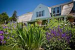 The Fells, a 164-acre garden estate overlooking Lake Sunapee in Newbury, NH, USA