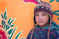 Young boy at Takmachik, Ladakh