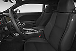Front seat view of 2018 Dodge Challenger SXT 2 Door Coupe Front Seat  car photos
