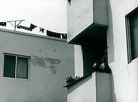 Wohnhaus in Seoul, Korea 1977