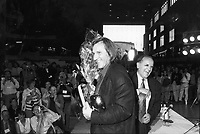 1995 file photo, Montreal, Quebec, Canada<br /> <br /> Gerard Depardieu at 1995 World Film Festival<br />  <br /> <br /> Mandatory Credit: Photo by Pierre Roussel- Images Distribution. (©) Copyright by Pierre Roussel <br /> ON SPEC<br /> NOTE 35mm slide scanned with Kodak RFS 3600,saved in Adobe 1998 RGB.