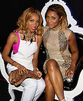 LOS ANGELES, CA, USA - MARCH 14: Lil' Mama, Tamar Braxton at the Style Fashion Week Los Angeles 2014 7th Season - Day 5 held at L.A. Live Event Deck on March 14, 2014 in Los Angeles, California, United States. (Photo by Xavier Collin/Celebrity Monitor)