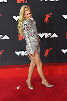 Paris Hilton attends the 2021 MTV Video Music Awards at Barclays Center on September 12, 2021 in the Brooklyn borough of New York City.<br /> CAP/MPI/IS/JS<br /> ©JSIS/MPI/Capital Pictures