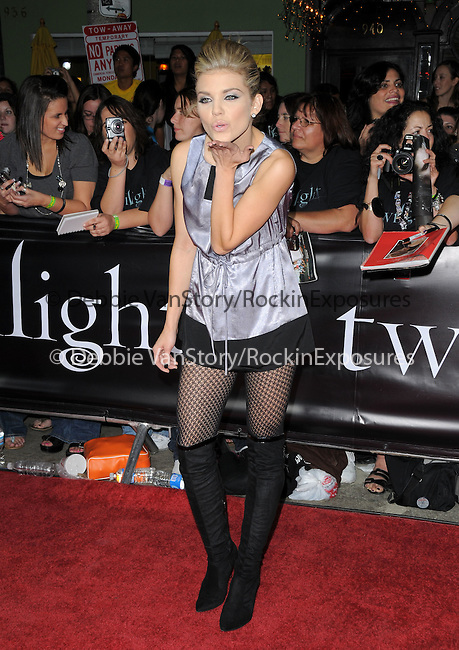 """AnnaLynne McCord at Summit Entertainment's highly anticipated Premiere of """"Twilight"""" held at The Mann's Village Theatre in Westwood, California on November 17,2008                                                                     Copyright 2008 Debbie VanStory/RockinExposures"""
