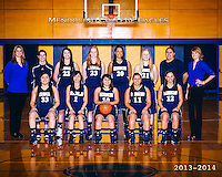 2013-2014 W.  Team Photos