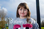 Emily Ann Duggan, enjoying the playground in the Tralee town park on Sunday