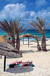 Tunisia, Djerba: beach