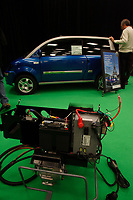 Montreal's AUTO SHOW 2007 feature many electric cars such as the ZENN<br /> <br /> <br /> <br /> photo :  Images Distribution