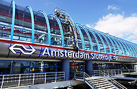 Nederland - Amsterdam-  2020. Station Sloterdijk. Foto Berlinda van Dam / Hollandse Hoogte