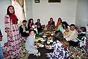 Syria 2000 <br /> Lunch in the village of Sorka, Al-Jazira province   <br /> <br /> Syrie 2000 <br /> Dejeuner au village de Sorka, province de Djezireh
