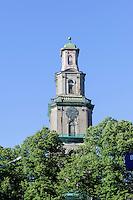Dreifaltigkeitskirche in Liepaja, Lettland, Europa