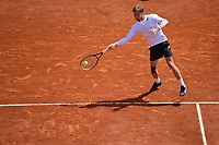 16th April 2021; Roquebrune-Cap-Martin, France;  David Goffin during the Rolex Monte Carlo Masters