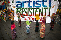 Artisti Resistenti.<br />