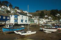 Polperro Harbour, Polperro, Cornwall
