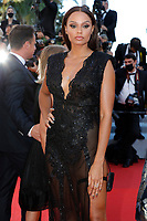 """CANNES, FRANCE - JULY 13: Alicia Aylies at the """"Aline, The Voice Of Love"""" screening during the 74th annual Cannes Film Festival on July 13, 2021 in Cannes, France. <br /> CAP/GOL<br /> ©GOL/Capital Pictures"""