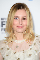 """Laura Carmichael<br /> at the London Film Festival photocall for the opening film, """"A United Kingdom"""", Mayfair HotelLondon.<br /> <br /> <br /> ©Ash Knotek  D3159  05/10/2016"""