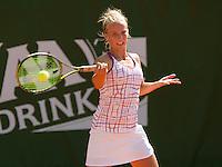 15-8-09, Den Bosch,Nationale Tennis Kampioenschappen, Finale vrouwen,   Richel Hogenkamp