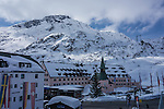 St Christoph at St Anton Ski Area, Austria,