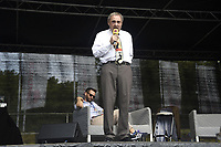 John Rhys-Davies at German Comic Con Dortmund Limited Edition, Dortmund, Germany - 12 Sep 2021 ***FOR USA ONLY** Credit: Action Press/MediaPunch