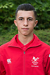 Jacob Lovell<br /> <br /> Team Wales team photo prior to leaving for the Bahamas 2017 Youth commonwealth games - Sport Wales National centre - Sophia Gardens  - Saturday 15th July 2017 - Wales <br /> <br /> ©www.Sportingwales.com - Please Credit: Ian Cook - Sportingwales
