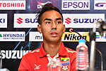 Press conference of the AFF Suzuki Cup 2016 on 25 November 2016. Photo by Stringer / Lagardere Sports