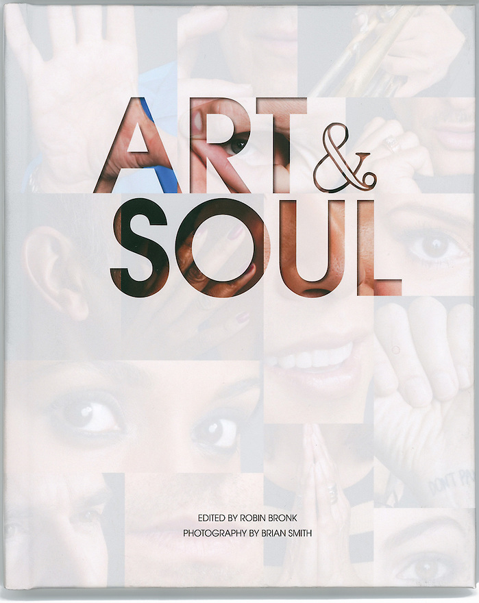 """""""ART & SOUL"""" photographed by Brian Smith for The Creative Coalition"""