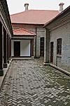 Rear Courtyard, Consul's Residence, Yantai (Chefoo).